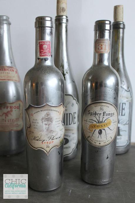 Finished Bottles