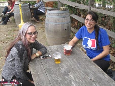 Notes From the Captain Lawrence Tasting Room: Enjoy Fall Before It Gose
