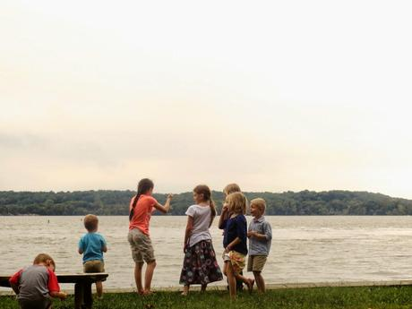 Mt. Vernon, With Friends