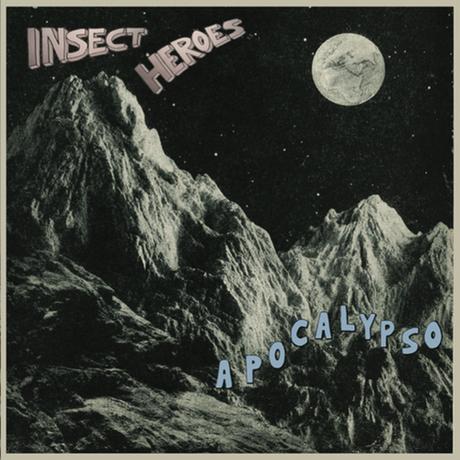 Album Review - Insect Heroes - Apocalypso