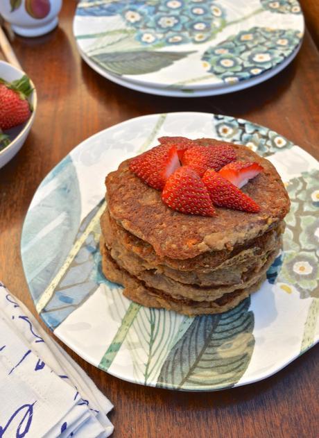 Paleo Plantain Pancakes (Paleo, AIP, GAPS)