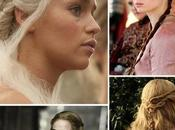 "Daenerys, Cersei Sansa: Beautiful Hairdos Inspired ""Game Thrones"""