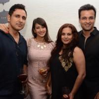 Parveen Dabbas, Preeti Jhangiani, Manasi & Rohit Roy