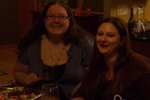 Food Should Taste Good Girls Night  (7 of 7)