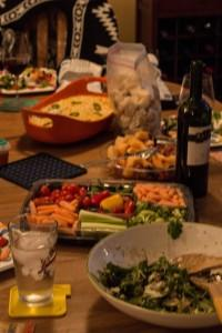 Food Should Taste Good Girls Night  (5 of 7)