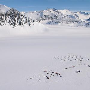 Antarctica 2014: Prep Teams at Union Glacier