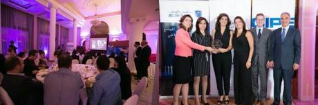 At the LABN Conference on September 29 in Beirut, LTA recognized exceptional corporate citizens in the fight against corruption.