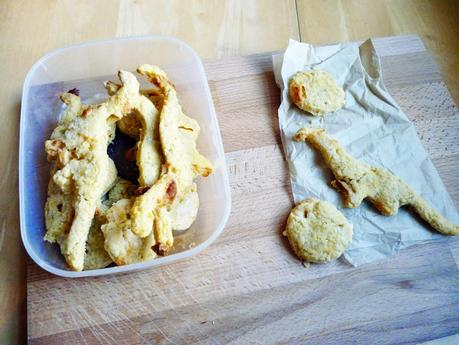 White Chocolate Chip Biscuits