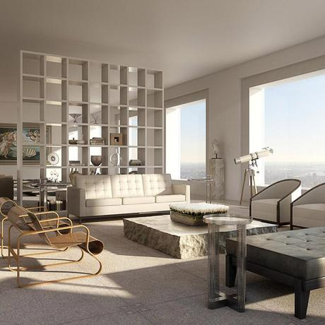 What It's Like To Live In A $95 Million Penthouse In New York City