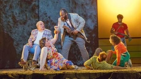 Opera Review: Sailing the Seas of Hatred