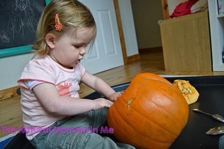Day 18: Pumpkin Carving