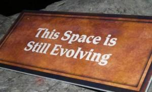 EVOLVING-SIGN