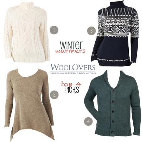 Winter Warmers from Woolovers!