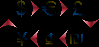 Image used to convey the idea of currency conv...