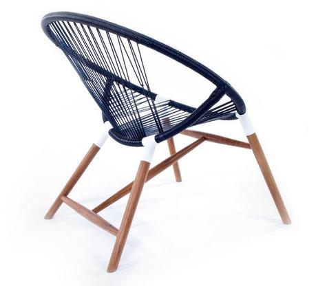 Ikono Chair by Claudia & Harry Washington