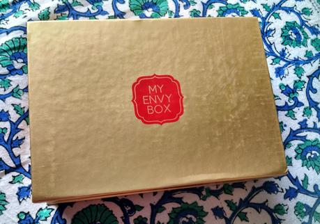 Inside My Envy Box Anniversary Edition