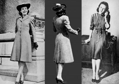 1940s-Fashion---The-Winter-Dress-and-Coat-combo-of-1941