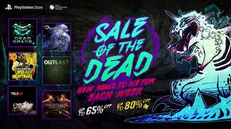 New PSN sale discounts horror titles for Halloween