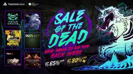 New PSN sale discounts horror titles for Halloween