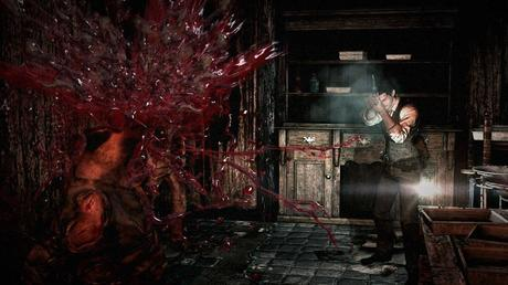 The Evil Within is 'borderline unplayable in places' prior to installing day one PS4 patch - Report