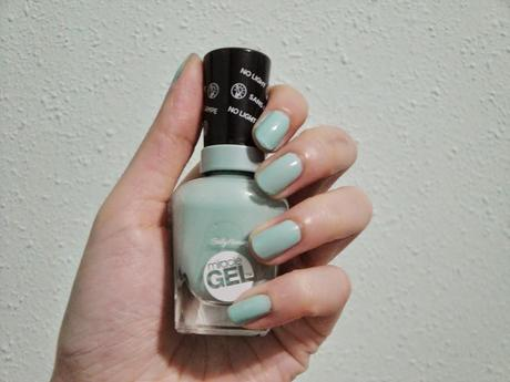 Review: Sally Hasen Miracle Gel Polish