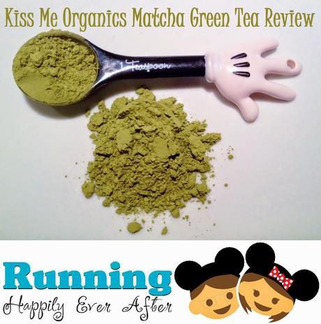 Review: Kiss Me Organics Matcha Green Tea