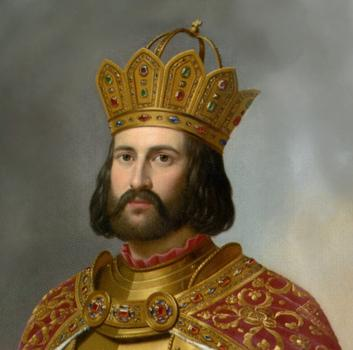 Otto I, the Great. Holy Roman Emperor, Duke of Saxony