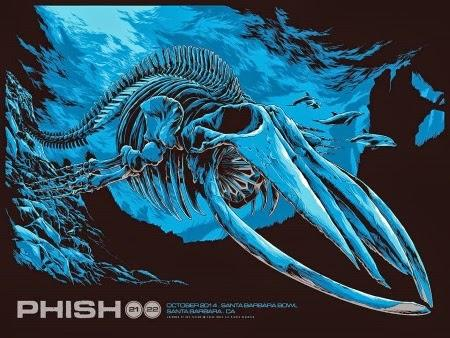 Phish 2014 Fall tour SBD + torrents: Santa Barbara 2014/10/21