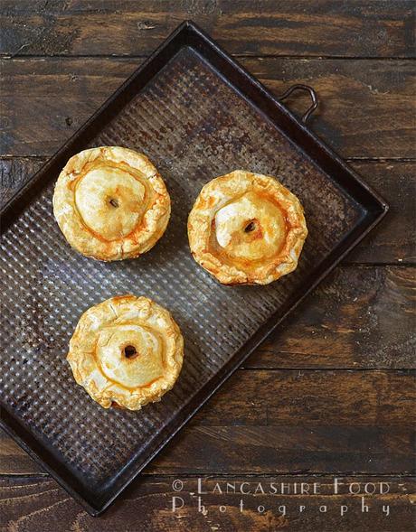 Pork Pies from Haynes Men's Pie Manual