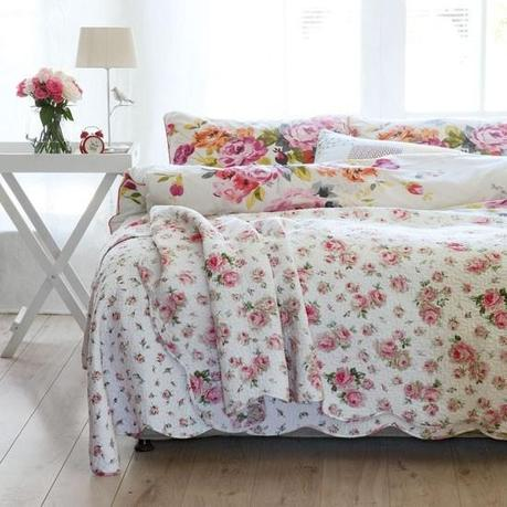 DIY country floral bedroom ideas from House to Home