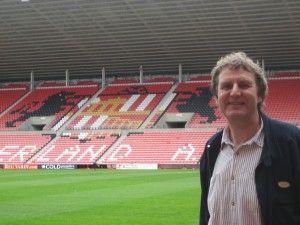 Ken Gambles: 'charity begins at home to Arsenal'