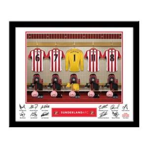 An example of the SAFC items on sale from Personalised Football Gifts