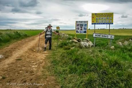 The hardest day of the Camino