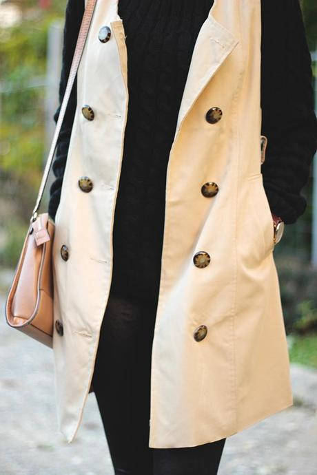 The Trench Coat Series: Trench Vest