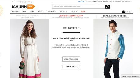 Top Indian Websites to shop International Brands