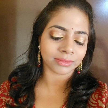 Festive Diwali Makeup Look!