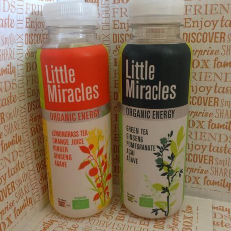 Degustabox September- Little Miracles Special + £3.00 discount code