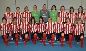 Photo courtesy of the Sunderland Women's Football Club*