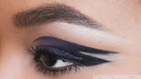 Ebony Dipbrow, Eyebrows, Halloween eye makeup, Witch Makeup, AHS coven makeup