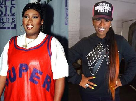 Missy Elliot Looses 30 Pounds