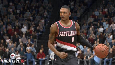A 6-hour trial of NBA Live 15 will be available to all Xbox One users