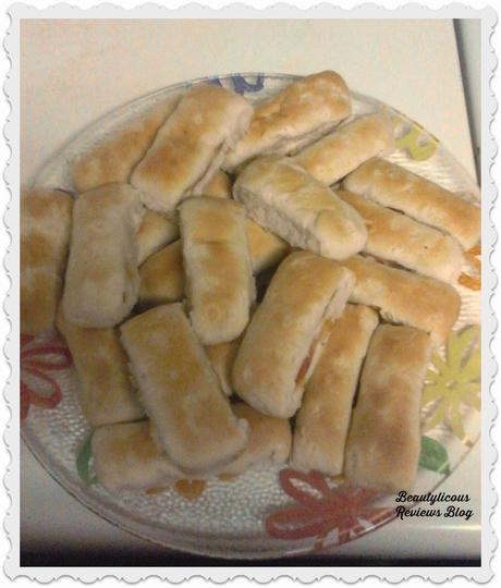 Biscuits Pepperoni Rolls Yum!