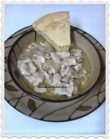 Homemade Chicken and Dumplings From My Kitchen