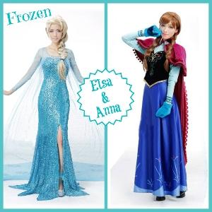 Best 2014 Halloween Costumes for Women  sc 1 st  Paperblog : best elsa costume  - Germanpascual.Com