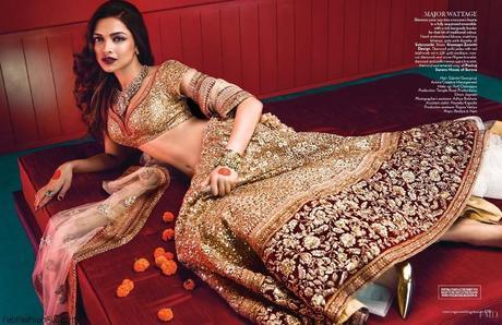 Bollywood Makeup Inspiration for Diwali