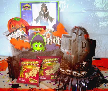 Win a Pom-Bear Halloween Prize Pack