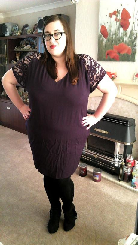 Wallis Plus Size look #1