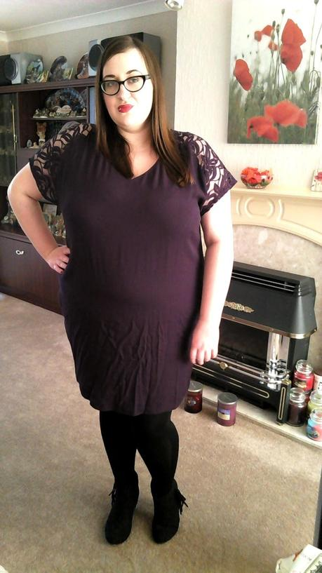 Wallis Plus Size look #1