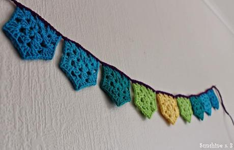 Show & Tell: A bit of bunting