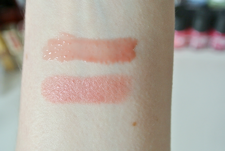 NUDE with YSL & Revlon